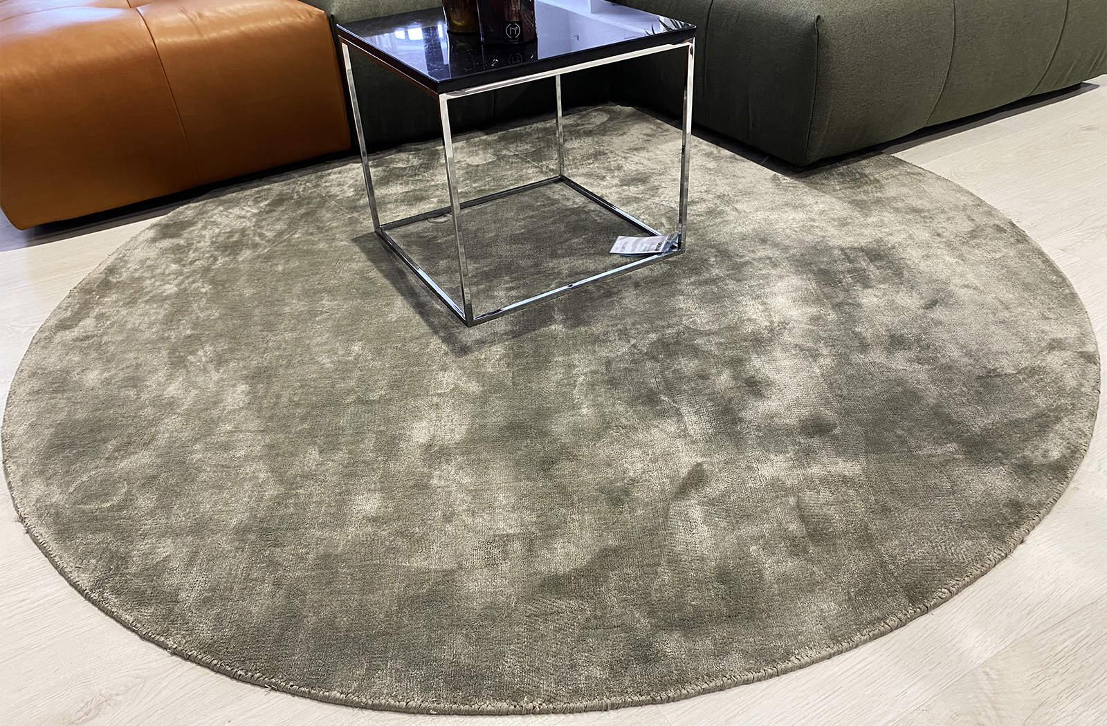 kerek szőnyeg